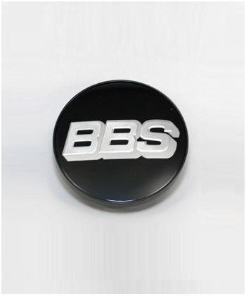 Emblème 70,6 2D noir/chrome
