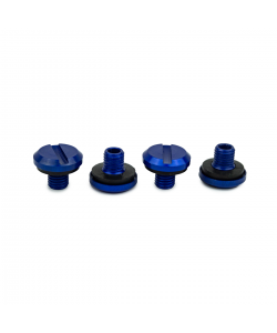 Bouchon de valve BBS Rs2 BLeu