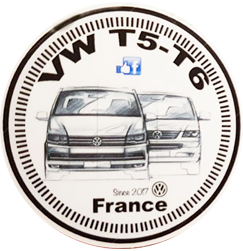 Groupe VW T5-T6 France
